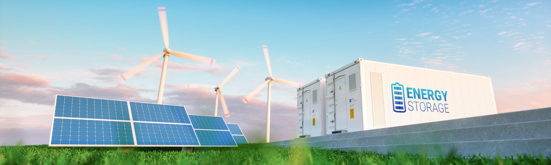 Brill Power Battery Management System is ideal for stationary energy storage solutions